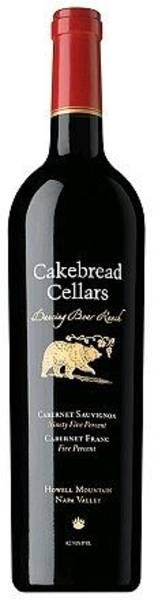 Cellar Digital Art - Wine  by Cakebread Cellars Cabernet Sauvignon Dancing Bear Ranch