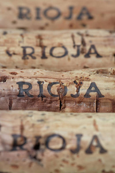 Wall Art - Photograph - Wine Corks From Rioja by Frank Tschakert