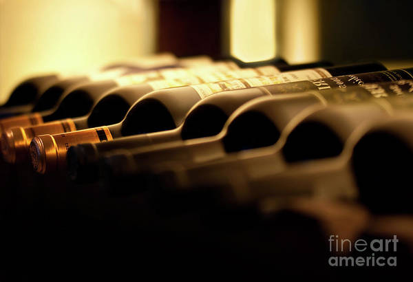 Wine Tasting Photograph - Wines by Delphimages Photo Creations