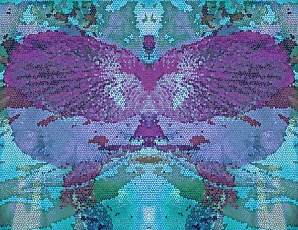 Digital Art - Winged 11 by Lynda Lehmann