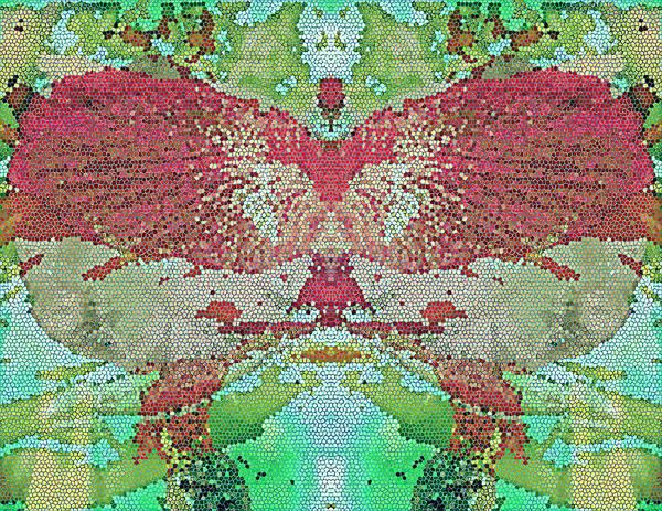 Digital Art - Winged 12 by Lynda Lehmann