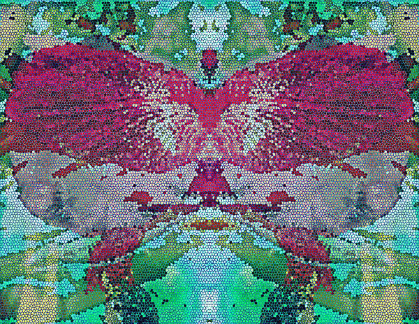 Digital Art - Winged 13 by Lynda Lehmann