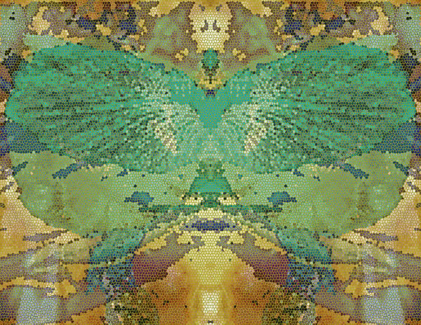 Digital Art - Winged 4 by Lynda Lehmann