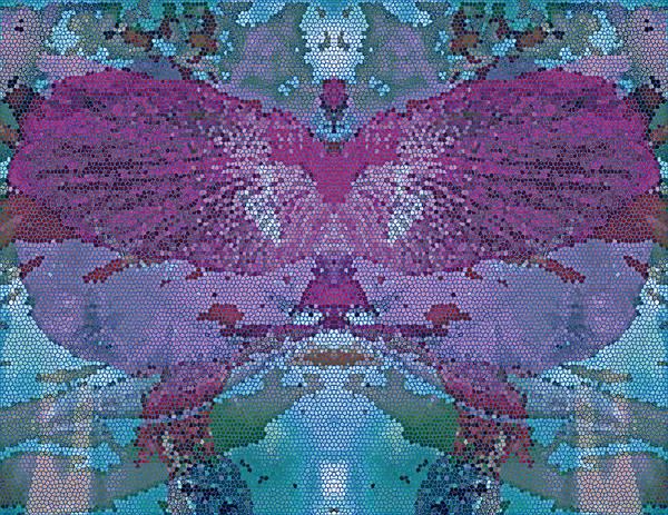 Digital Art - Winged 9 by Lynda Lehmann