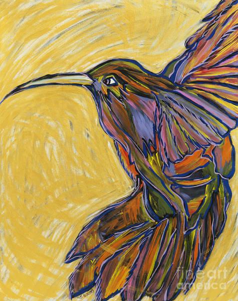Painting - Winging It by Rebecca Weeks Howard