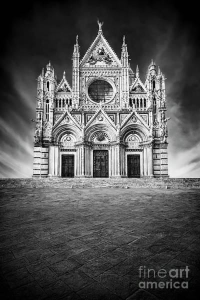 Duomo Photograph - Wings Of The Eternal by Evelina Kremsdorf