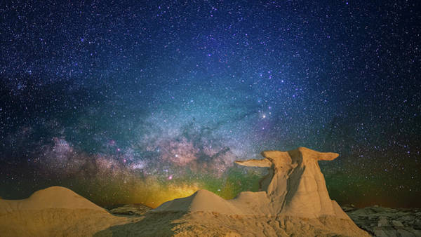 Photograph - Wings Of The Universe by Ralf Rohner