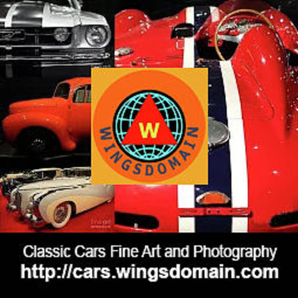 Photograph - Wingsdomain Automotive Classic Cars Fine Art And Photography Wall Art Home Decor And Office Decor by Wingsdomain Art and Photography