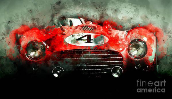 Wall Art - Photograph - Winning Le Mans  by Jon Neidert