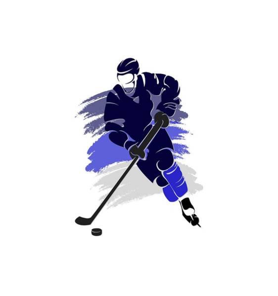 Wall Art - Photograph - Winnipeg Jets Player Shirt by Joe Hamilton