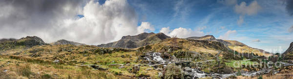 Wall Art - Photograph - Winter At Snowdonia by Adrian Evans
