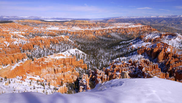 Photograph - Winter Atop Bryce by Chad Dutson