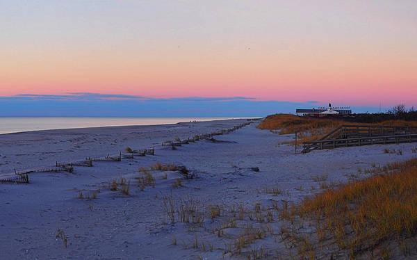 Photograph - Winter Beach by Newwwman