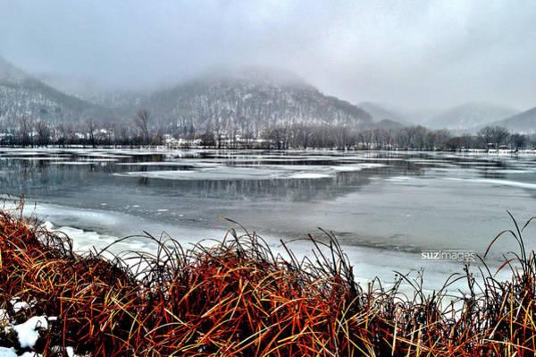Photograph - Winter Bluffs by Susie Loechler