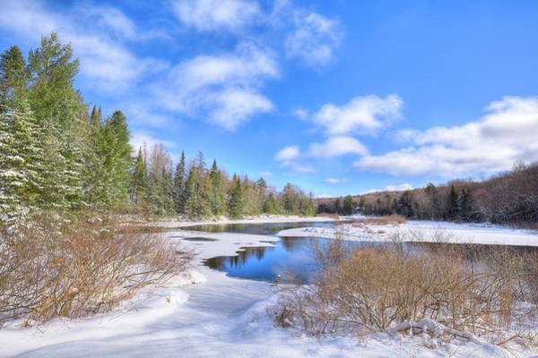 Photograph - Winter Calm by David Patterson