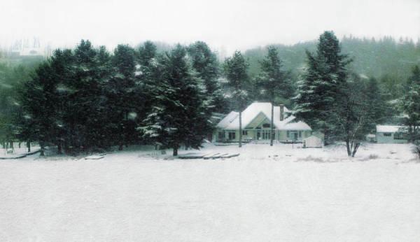 Photograph - Winter Cottage by Reynaldo Williams