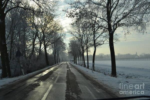 Wall Art - Photograph - Winter Day 1 by Angelika Heidemann
