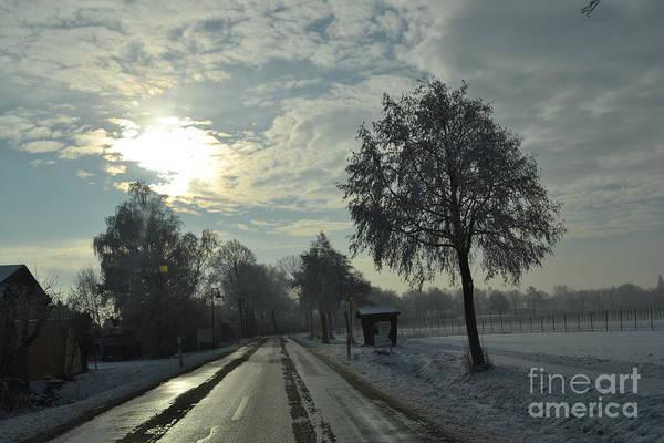 Wall Art - Photograph - Winter Day 2 by Angelika Heidemann
