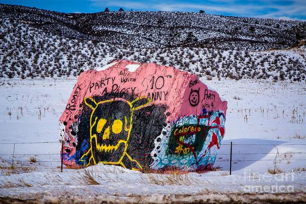 Photograph - Winter Haystack by Jon Burch Photography