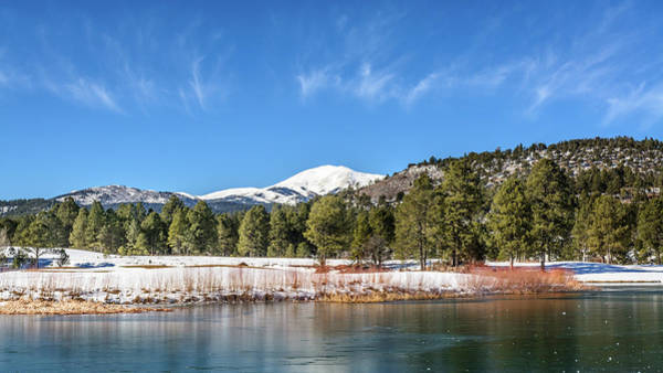 Photograph - Winter In Ruidoso by Racheal Christian
