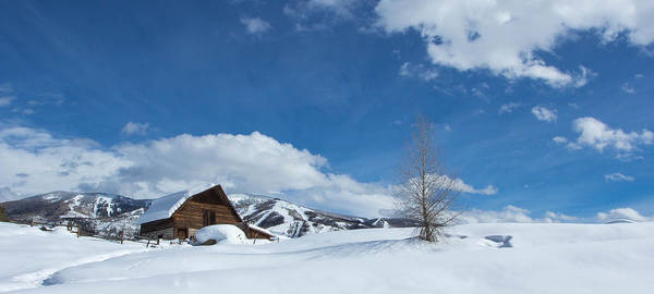 Photograph - Winter In The Rockies by Sean Allen