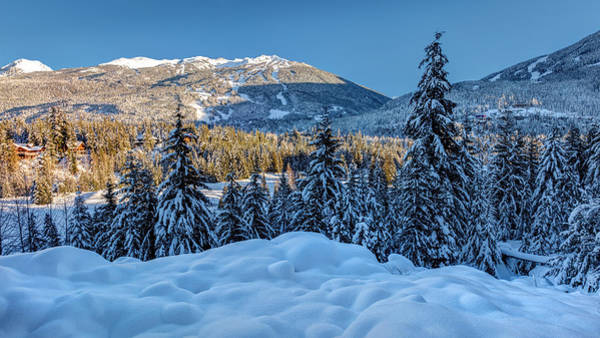 Photograph - Winter In Whistler by Pierre Leclerc Photography