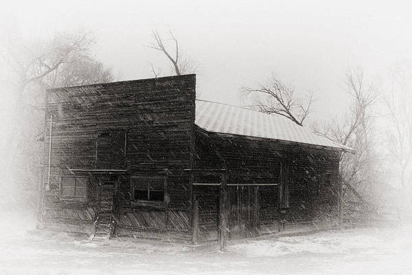 Photograph - Winter In Wyoming 2 by Nicholas Blackwell