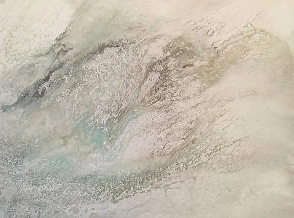 Wall Art - Painting - Winter Is Coming by Alynne Landers