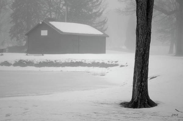Photograph - Winter Landscape I by Dave Gordon
