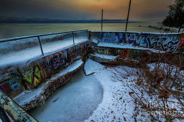 Wall Art - Photograph - Winter Love by Andrew Slater