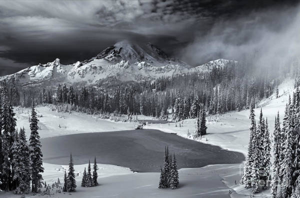 Wall Art - Photograph - Winter Majestic by Mike Dawson