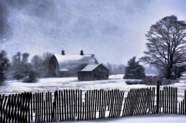 Photograph - Winter by Mark Fuller