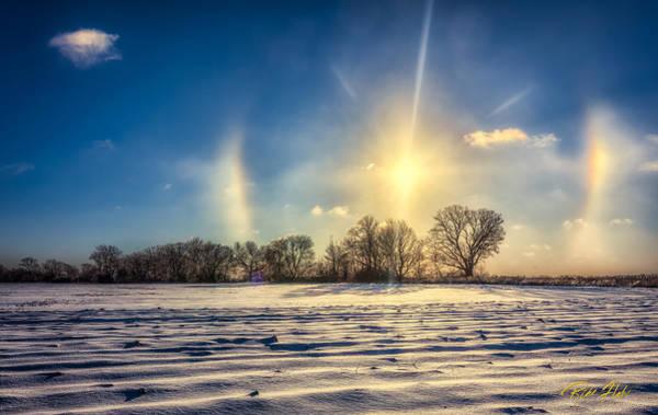 Photograph - Winter Morn In Minnesota by Rikk Flohr