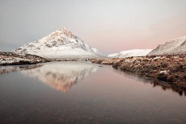 Photograph - Winter Morning Glow by Grant Glendinning