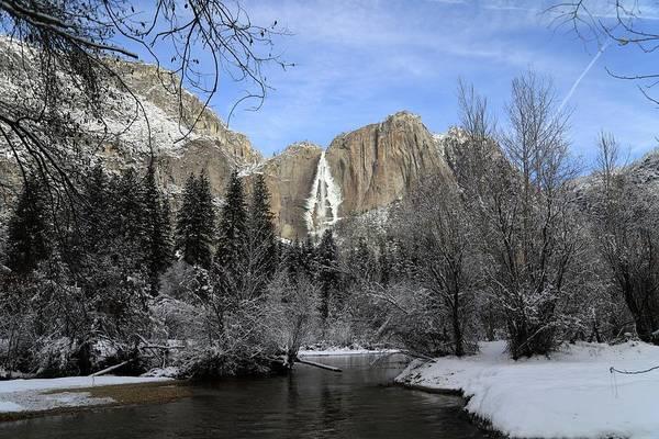 Wall Art - Photograph - Winter Of Yosemite by Hyuntae Kim
