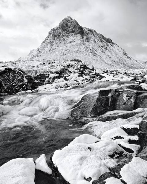 Photograph - Winter On The River Coupall by Stephen Taylor