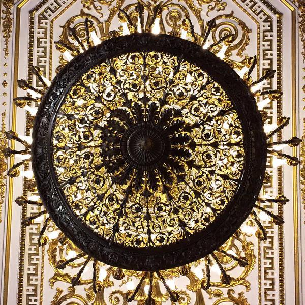 Winter Palace 1 Art Print