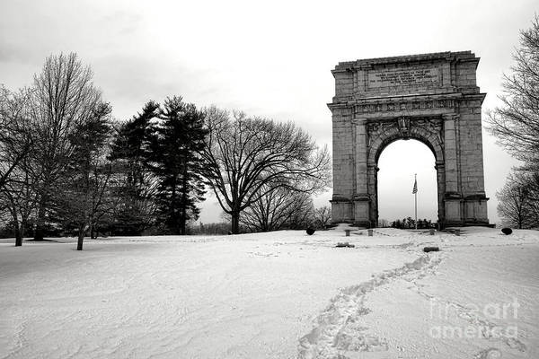 Forge Wall Art - Photograph - Winter Path To Glory by Olivier Le Queinec