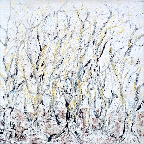 Painting - Winter by Regina Valluzzi