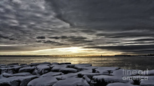 Photograph - Winter Skies  by Ricky L Jones