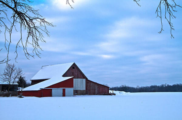 Photograph - Winter Slumber by Phil Koch