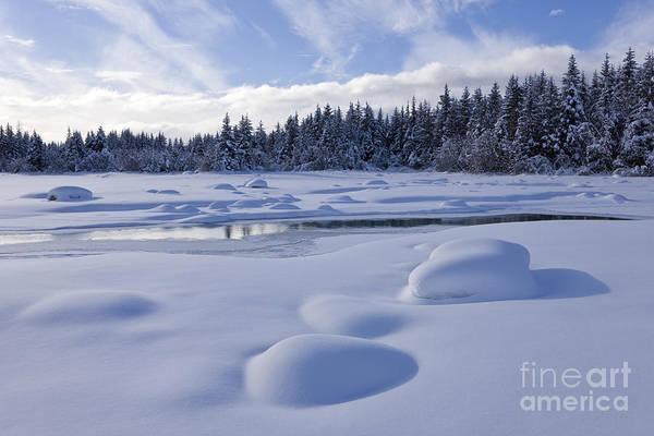 Expanse Photograph - Winter Snow by John Hyde - Printscapes