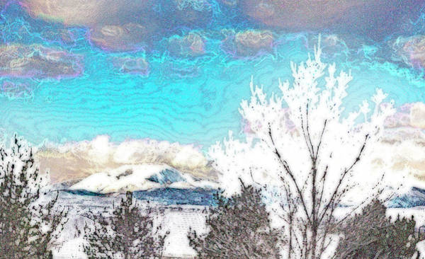 Wall Art - Photograph - Winter Still by Nancy Marie Ricketts