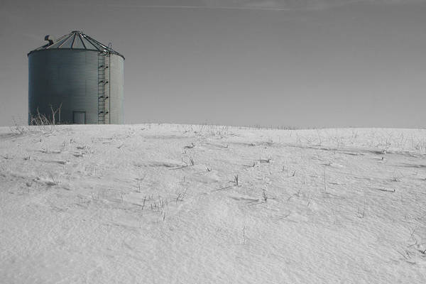 Photograph - Winter Storage by Dylan Punke