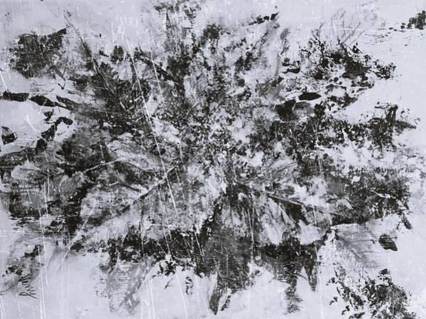 Variation Mixed Media - Winter Tale Variation #3 by Venetka Arsenov