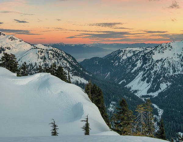 Snowshoe Photograph - Winter Valley by Ryan McGinnis