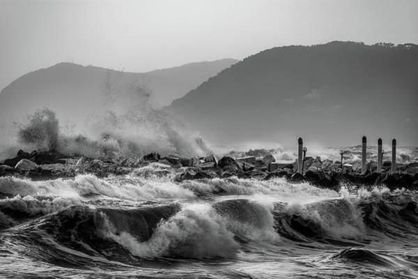 Photograph - Winter Waves by Matteo Viviani