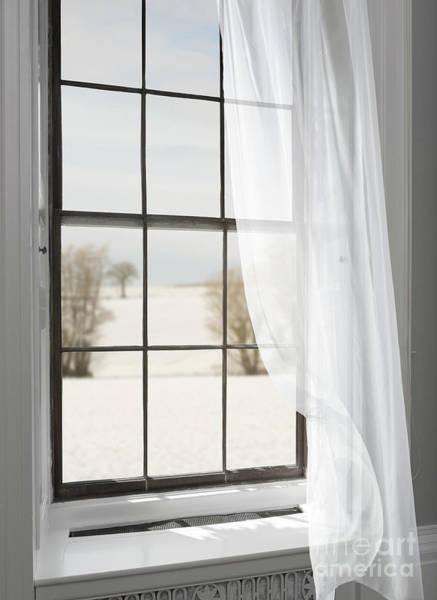 Wall Art - Photograph - Winter Window by Amanda Elwell