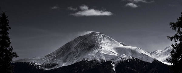 Photograph - Winter Winds by Ryan Heffron