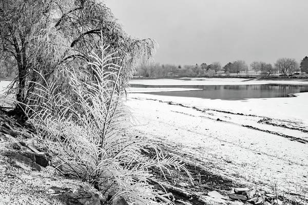 Photograph - Winter Wonderland At Lake Loveland by Jon Burch Photography